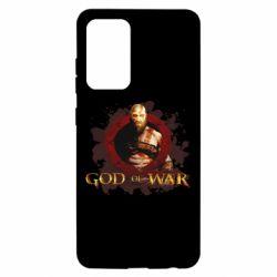 Чохол для Samsung A52 5G God of War