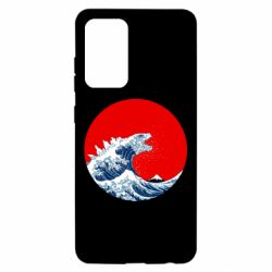 Чохол для Samsung A52 5G Godzilla Wave