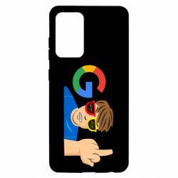 Чохол для Samsung A52 5G Google guy Fuck You