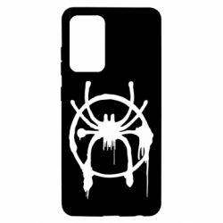 Чохол для Samsung A52 5G Graffiti Spider Man Logo