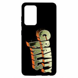 Чехол для Samsung A52 5G Gravity Falls