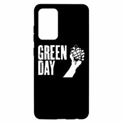 "Чохол для Samsung A52 5G Green Day "" American Idiot"