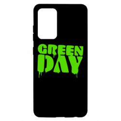 Чохол для Samsung A52 5G Green Day