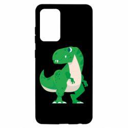 Чохол для Samsung A52 5G Green little dinosaur