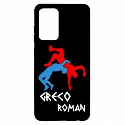Чохол для Samsung A52 5G Греко-римська боротьба