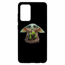 Чохол для Samsung A52 5G Grogu and Kermit
