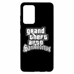 Чохол для Samsung A52 5G GTA San Andreas