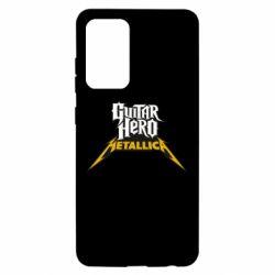 Чохол для Samsung A52 5G Guitar Hero Metallica