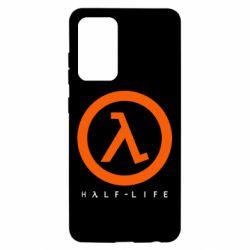 Чехол для Samsung A52 5G Half-life logotype