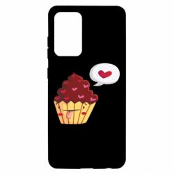 Чохол для Samsung A52 5G Happy cupcake