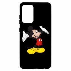 Чохол для Samsung A52 5G Happy Mickey Mouse