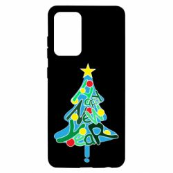 Чохол для Samsung A52 5G Happy new year on the tree