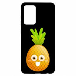 Чохол для Samsung A52 5G Happy pineapple