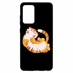 Чохол для Samsung A52 5G Happy tiger