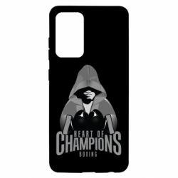Чехол для Samsung A52 5G Heart of Champions