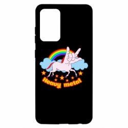 Чохол для Samsung A52 5G Heavy metal unicorn