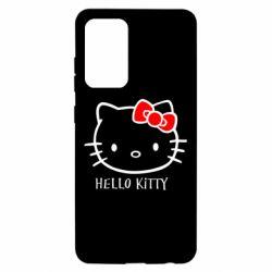 Чехол для Samsung A52 5G Hello Kitty