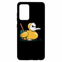 Чохол для Samsung A52 5G Hockey duck