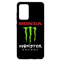 Чохол для Samsung A52 5G Honda Monster Energy