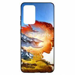 Чехол для Samsung A52 5G Horizon Zero Dawn art