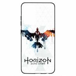 Чехол для Samsung A52 5G Horizon Zero Dawn low poly