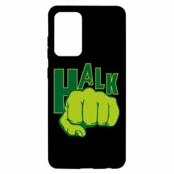 Чехол для Samsung A52 5G Hulk fist