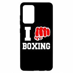 Чохол для Samsung A52 5G I love boxing