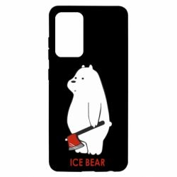 Чохол для Samsung A52 5G Ice bear
