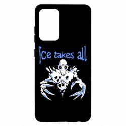 Чохол для Samsung A52 5G Ice takes all Dota