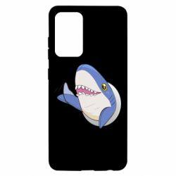 Чехол для Samsung A52 5G Ikea Shark Blahaj