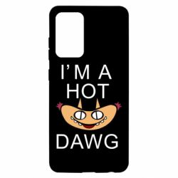 Чохол для Samsung A52 5G Im hot a dawg