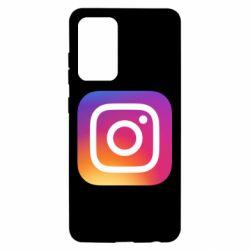 Чохол для Samsung A52 5G Instagram Logo Gradient
