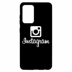 Чохол для Samsung A52 5G Instagram