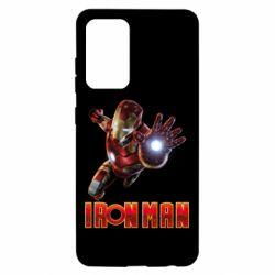 Чохол для Samsung A52 5G Iron Man 2