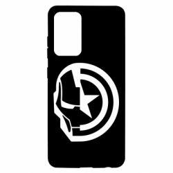 Чохол для Samsung A52 5G Iron Man and Captain America