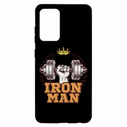 Чохол для Samsung A52 5G Iron man and sports