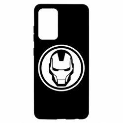Чохол для Samsung A52 5G Iron man symbol
