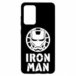 Чохол для Samsung A52 5G Iron man text