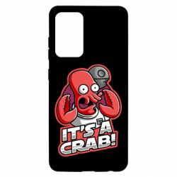 Чохол для Samsung A52 5G It's a crab!
