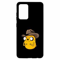 Чохол для Samsung A52 5G Jack Daniels Adventure Time