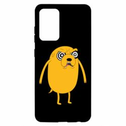 Чохол для Samsung A52 5G Jake from  Adventure Time