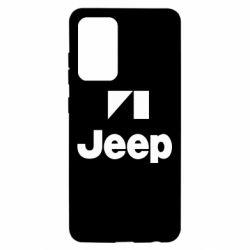 Чехол для Samsung A52 5G Jeep Logo