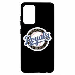 Чохол для Samsung A52 5G Kansas City Royals