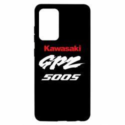 Чохол для Samsung A52 5G Kawasaki GPZ500S