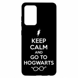 Чохол для Samsung A52 5G KEEP CALM and GO TO HOGWARTS