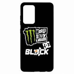 Чохол для Samsung A52 5G Ken Block Monster Energy