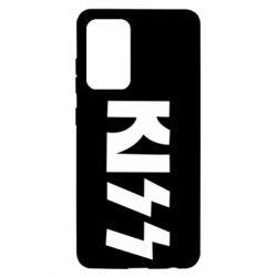 Чохол для Samsung A52 5G Kiss Logo