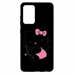 Чохол для Samsung A52 5G Kitty амурчик