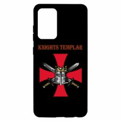 Чохол для Samsung A52 5G Knights templar helmet and swords