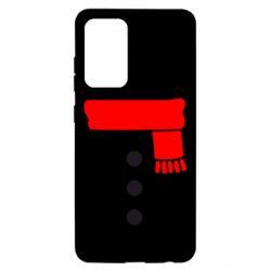 Чохол для Samsung A52 5G Костюм сніговика